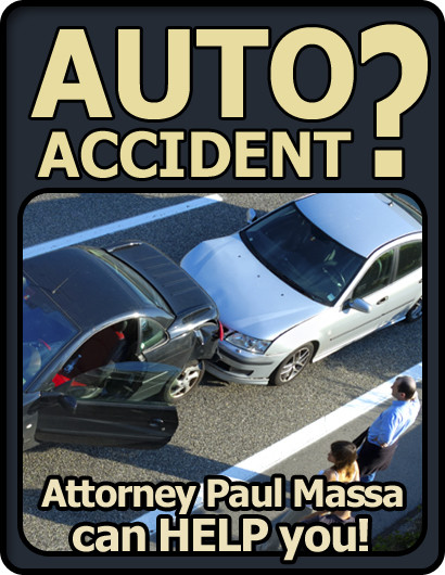 St. Tammany Parish First Parish auto and rear end accident Lawyer/Attorney Paul M. Massa | FREE Consultation